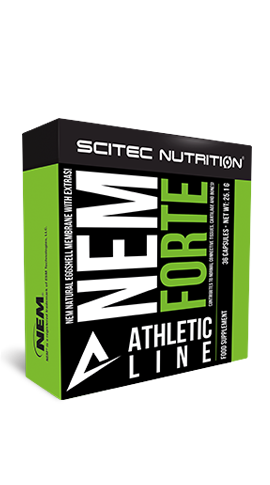 SCITEC | ATHLETIC LINE NEM FORTE | Protect Tissues , Muscles Recovery www.battleboxuk.com