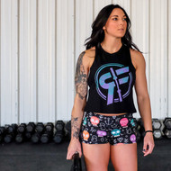 ROKFIT | THE OFF ROAD | CROP TOP WWW.BATTLEBOXUK.COM