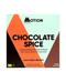 MOTION NUTRITION | ORGANIC VEGAN PROTEIN | Chocolate Spice | Evening Shake www.battleboxuk.com