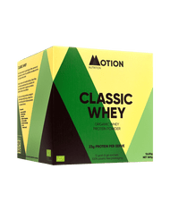 MOTION NUTRITION | ORGANIC WHEY PROTEIN | Classic Whey Protein www.battleboxuk.com