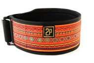 2POOD |AZTECA STRAIGHT WEIGHTLIFTING BELT (w/ WODclamp®) WWW.BATTLEBOXUK.COM