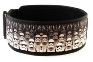 2POOD | STORMTROOPER STRAIGHT WEIGHTLIFTING BELT (w/ WODclamp®) WWW.BATTLEBOXUK.COM