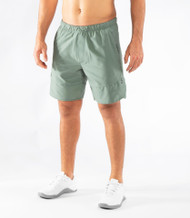 VIRUS | ST8 | ORIGIN 2 ACTIVE SHORT | ARMY GREEN www.battleboxuk.com