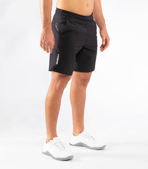 VIRUS | T10 | MEN'S RAZR SHORT | BLACK  www.battleboxuk.com