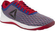 MEN CROSSFIT REEBOK NANO 8 FLEXWEAVE | Red Dark Royal White CN1031 - www.Battleboxuk.com