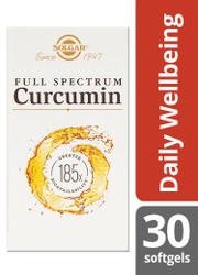 Solgar | Full Spectrum Curcumin Softgels | Pack of 30 (E59597) www.battleboxuk.com