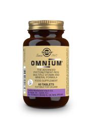 Solgar®   Omnium ® Tablets   Multiple Vitamin & Mineral Formula   Pack of 90 (E2067E) www.battleboxuk.com