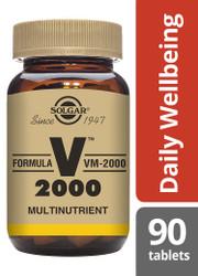 Solgar® | Formula VM-2000 ® - Pack of 90 (E1188) www.battleboxuk.com