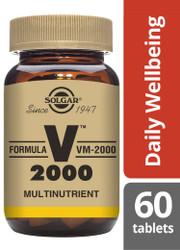Solgar®   Formula VM-2000 ® - Pack of 60 (E1187) www.battleboxuk.com