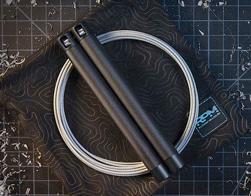 **NEW** RPM Training Speed Rope | Session 4.0 | True Black www.battleboxuk.com