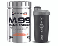 GALVANIZE | M99 | ESSENTIAL AMINO ACID MATRIX FORTIFIED WITH ENERGIZERS WWW.BATTLEBOXUK.COM