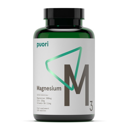 Puori PurePharma M3 Essential Minerals Made For Your Muscles - www.BattleBoxUk.com
