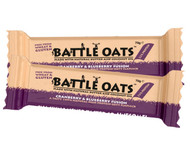 BattleOats The All Natural Protein Recovery 12x80g Bars