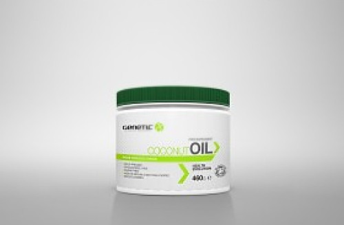 CrossTrainingUK - GENETIC SUPPLEMENTS COCONUT OIL VIRGIN-ORGANIC 460g