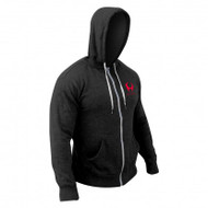 Hylete compete performance 2.0 hoodie (Black/Shocking Red)