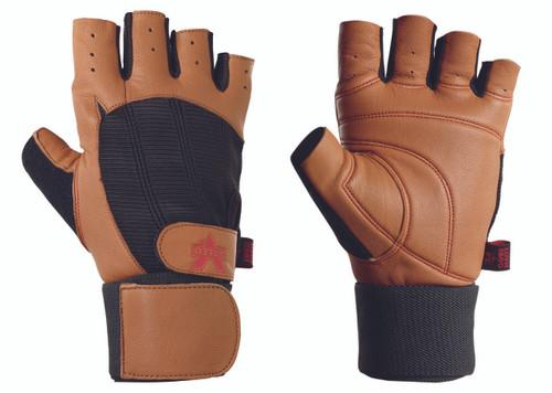 CrossTrainingUK - Valeo Ocelot® Wrist Wrap Lifting Gloves