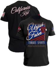 TORQUE URIJAH FABER UFC169 WALKOUT TEE