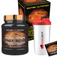 SCITEC NUTRITION CREA-BOMB Multi-component creatine matrix