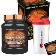SCITEC NUTRITION CREA-BOMB Multi-component creatine matrix