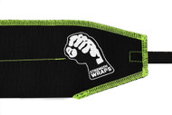 STRENGTH WRAPS - GREEN MACHINE EXTRA LONG