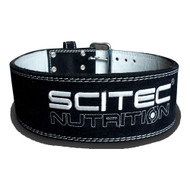 "CrossTrainingUK - SCITEC NUTRITION ""SUPER POWERLIFTER"" HEAVY DUTY LEATHER BELT"