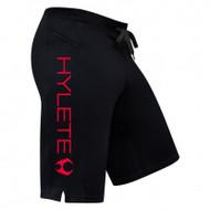 Hylete Cross-Training Short 2.0 (Black/Shocking Red)