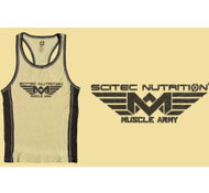 "SCITEC NUTRITION ""DESERT"" TANK TOP"