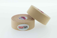 ROCKTAPE 2.5cm Beige Finger Tape Active-Recovery Series
