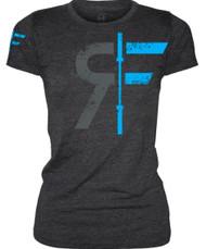 RokFit Logo T-Shirt Women