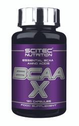 SCITEC NUTRITION BCAA-X Essencial BCAA amino acids