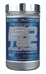SCITEC NUTRITION ISOTEC ENDURANCE Carbohydrate & fluid replenishment formula
