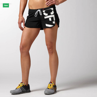 REEBOK CROSSFIT RECYCLED WOVEN TRAINING SHORT Black (Z91437)