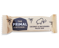 The Primal Kitchen Coconut & Macadamia Bars (18x45g)