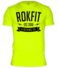 ROKFIT CLOTHING CO. ROGUE REEBOK CROSSFIT