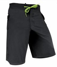 Hyalite cross-training short 1.0 (Black/Neon Green) reebok crossfit