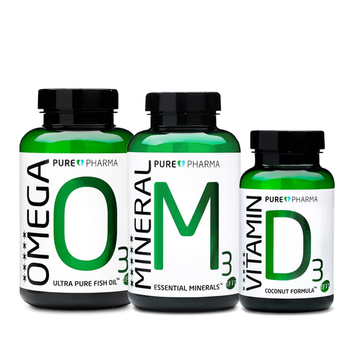 pure pharma omega 3