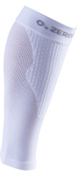 ZERO POINT COMPRESSION PERFORMANCE CALF SLEEVES OX WHITE - BattleBoxUK.com
