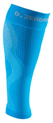 ZERO POINT COMPRESSION PERFORMANCE CALF SLEEVES OX ELECTRIC BLUE