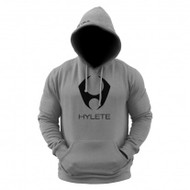 HYLETE COMPETE PULLOVER 1.0 (Charcoal/Stealth Black)