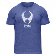 HYLETE EST 2012 LIMITED EDITION (Vintage Royal/White)