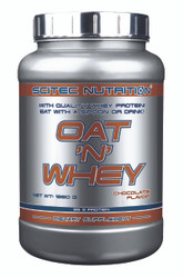 CrossTrainingUK - Scitec Nutrition OAT'N'WHEY 1380g