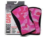 Rocktape Pink Camo Knee Caps  - www.battleboxuk.com