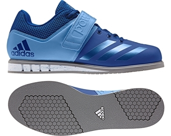 Adidas Powerlift 3 Blue - Battle Box UK 8e8f895e7