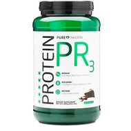 Puori PurePharma PR3 950g. Protein Is Not Enough. PR3 Offers More Pure Pharma