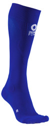 ZERO POINT INTENSE COMPRESSION SOCKS - DARK BLUE- BattleBoxUk.com