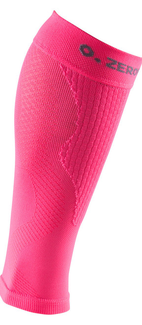 ZERO POINT COMPRESSION PERFORMANCE CALF SLEEVES OX CORAL - www.battleboxuk.com