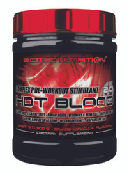 Scitec Nutrition HOT BLOOD 2.0 Pre-Workout Stimulant