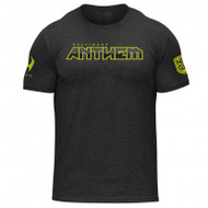 Hylete The Baltimore Anthem stacked tri-blend crew tee