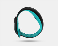 MIO FUSE HEART RATE ACTIVITY TRACKER (AQUA)