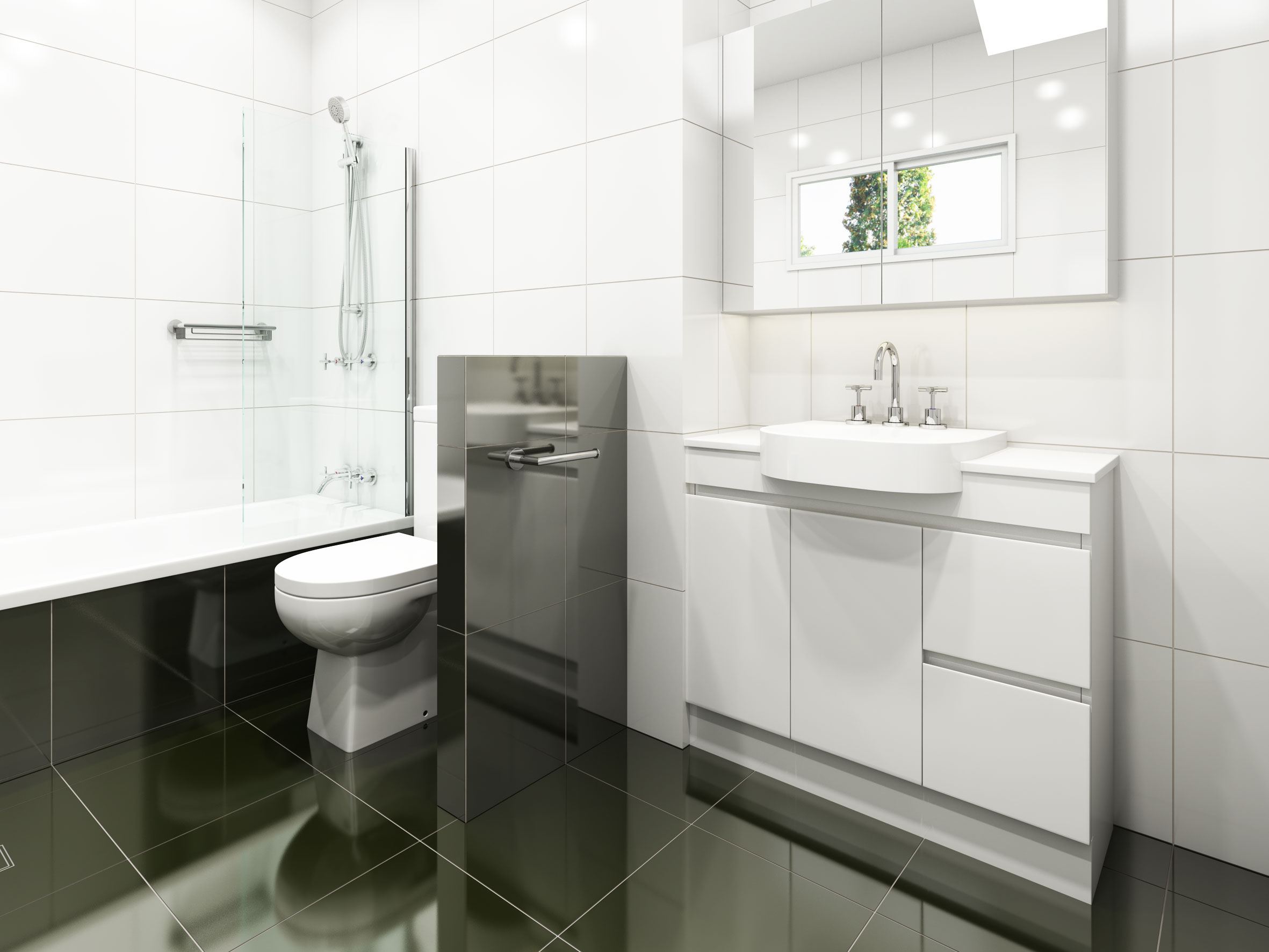 Bathroom renovation ideas 2015 - Bathroom renovation ideas for tight budget ...